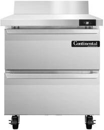 Continental Refrigerator SW27BSD