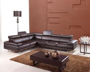 VIG Furniture VGEVSP9054BRN