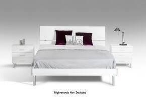 VIG Furniture VGDEB1002WHTF