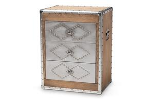 Wholesale Interiors MS17A014LIGHTBROWNCHEST