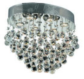 Elegant Lighting 2022F20CRC