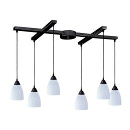 ELK Lighting 4066WH