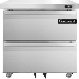 Continental Refrigerator SW32UD