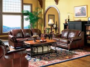 500661SET2 Princeton 2Pc Tri-Tone Leather Living Room Set (Sofa and Loveseat)
