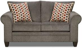 Simmons Upholstery 164702ALBANYPEWTER