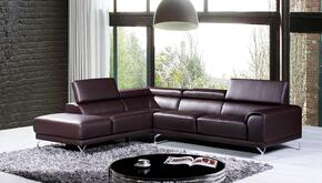 VIG Furniture VGKNK8214TOPBRNLAF