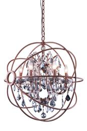 Elegant Lighting 1130D25RISSRC