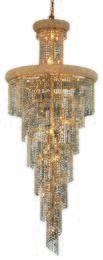 Elegant Lighting 1800SR30GSS