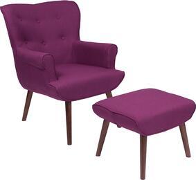 Flash Furniture QYB39COPRPGG