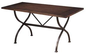 Hillsdale Furniture 4671CTBR