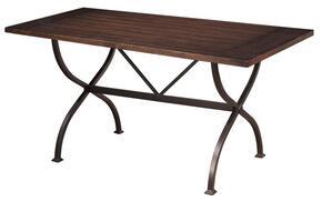Hillsdale Furniture 4671CTBR