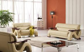 VIG Furniture VGDM2033BNDBGE