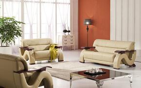 VIG Furniture VGDM2033BNDBGE
