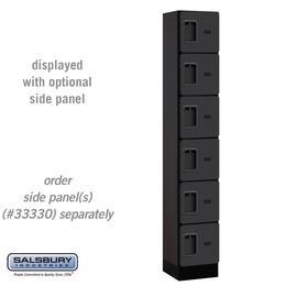 Salsbury Industries 36165BLK