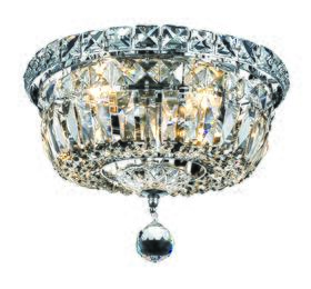 Elegant Lighting 2528F10CRC