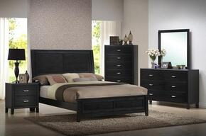 Wholesale Interiors CJ55PCBedroomSet