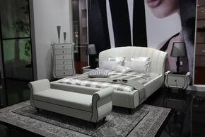 VIG Furniture AUSPICIOUSBEDK