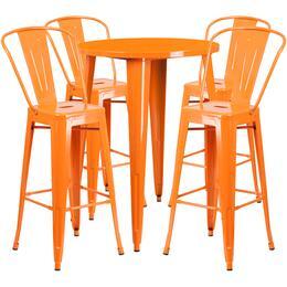 Flash Furniture CH51090BH430CAFEORGG