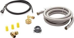 5304506295 Braided Dishwasher Connector Installation Kit