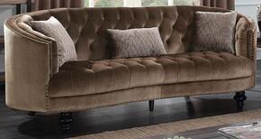 Furniture of America CM6145BRSF