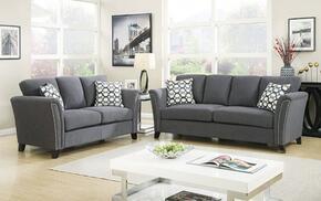 Furniture of America CM6095GYSL