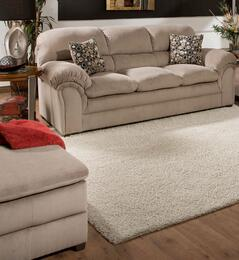 Harper 6150-0309 2 Piece Set including Sofa and Ottoman with Fabric Upholstery  in Cocoa