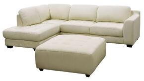 Diamond Sofa ZENLF2PCSECTOTTOE
