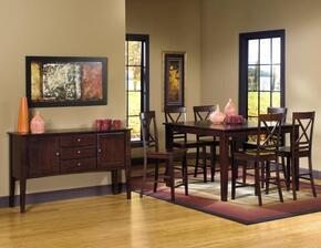 Progressive Furniture P810RECTCT6SCSV