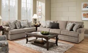 Simmons Upholstery 8530BR0302