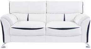 Global Furniture USA U9100WHBLS