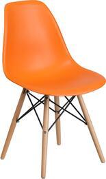 Flash Furniture FH130DPPORGG