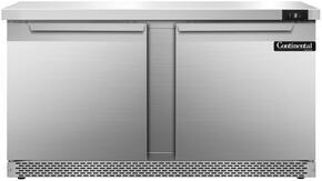 Continental Refrigerator SWF60FB