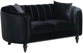 Furniture of America CM6632BKLV