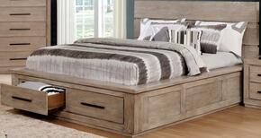 Furniture of America CM7047NTCKBED