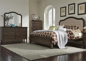 Liberty Furniture 102BRQPBDMC
