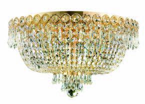 Elegant Lighting 1900F18GSS