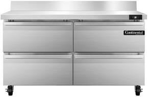 Continental Refrigerator SW48BSD