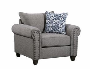 Simmons Upholstery 9175BR01EMMASLATE