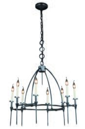 Elegant Lighting 1499D30BZ