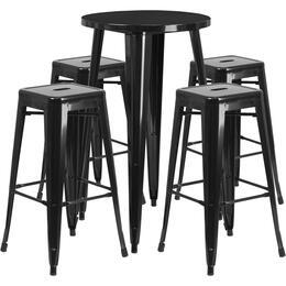 Flash Furniture CH51080BH430SQSTBKGG