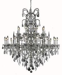 Elegant Lighting 9724G44PWSS