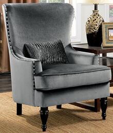 Furniture of America CM6145GYCH