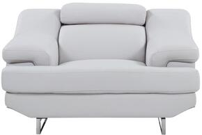 Global Furniture USA U8141LTGREYCH