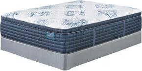 Mt. Dana Euro Top Collection M78931-M81X32 Queen Mattress Set with Mattress and Foundation
