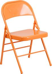 Flash Furniture HF3ORANGEGG