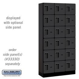 Salsbury Industries 36365BLK