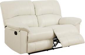 Global Furniture U99270WHITERLS