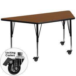 Flash Furniture XUA3060TRAPOAKHPCASGG