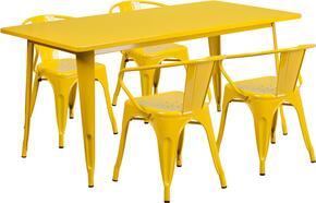 Flash Furniture ETCT005470YLGG