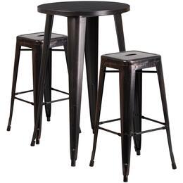 Flash Furniture CH51080BH230SQSTBQGG